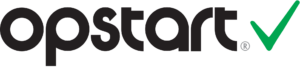 opstart logo